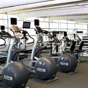 Cardio Machines and the Super Circuit