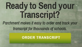 Order Transcript Button