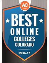Affordable Colleges Online 2016-2017 Badge