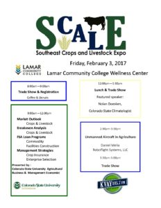 Links to SCALE Event Flyer