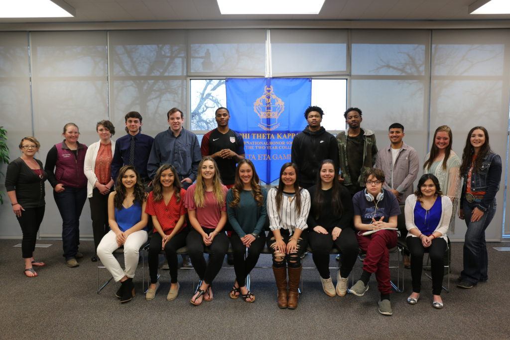 Spring 2019 Induction