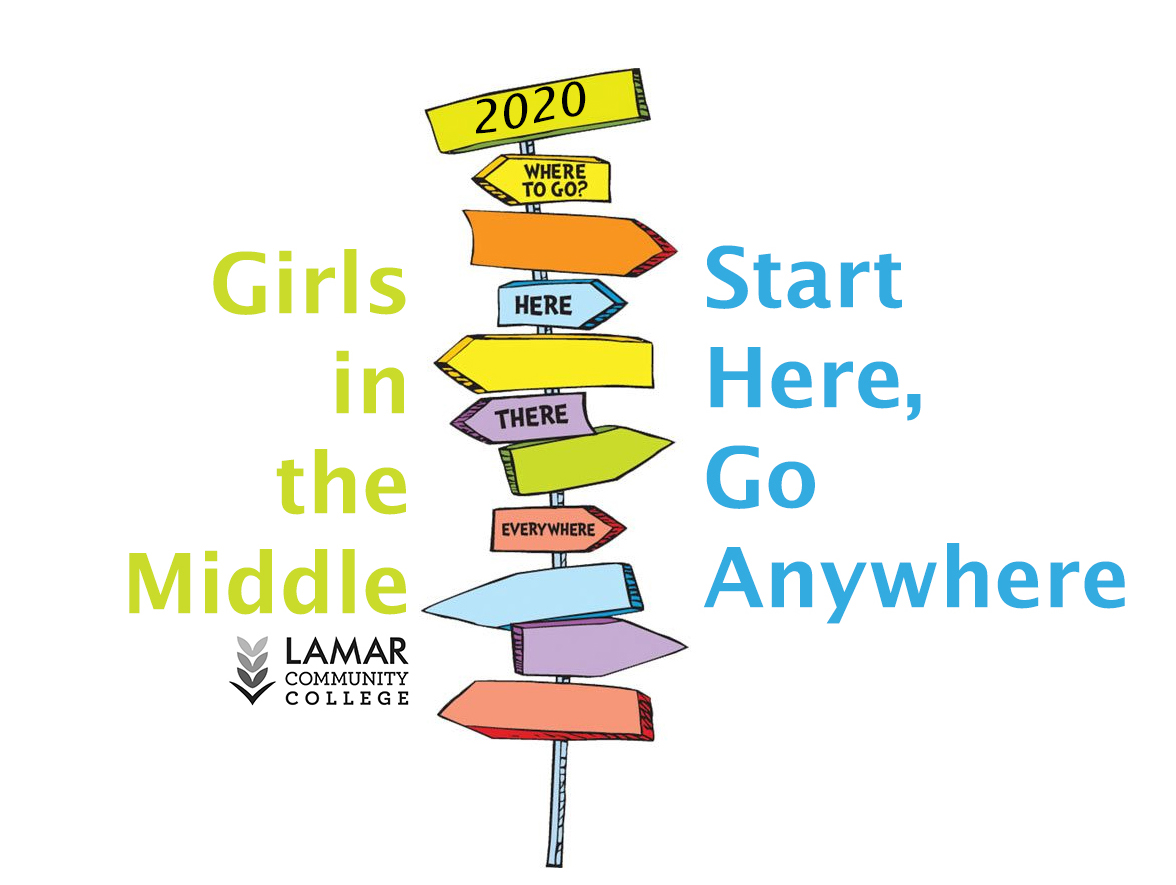 Girls in the Middle, Start here, go anywhere.